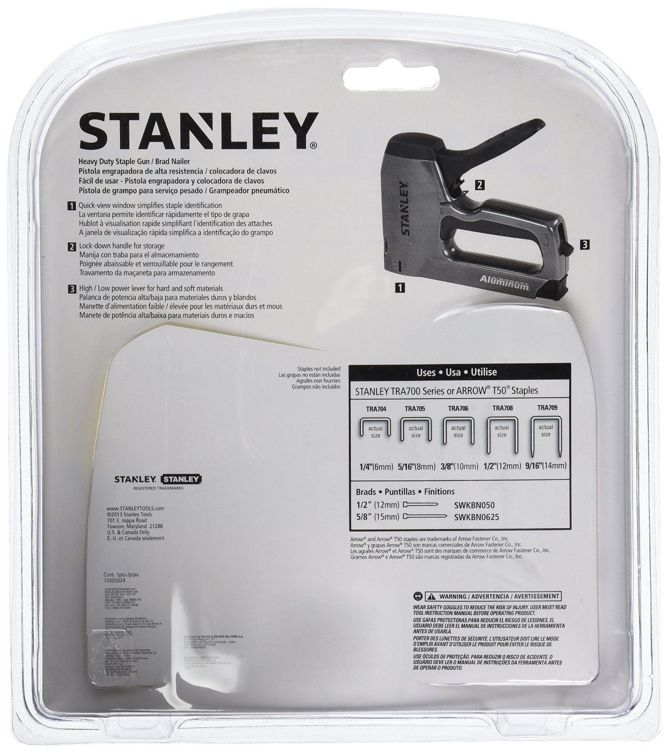 easysqueeze product works overtime as a staple gun brad nailer cable tacker and wire tacker